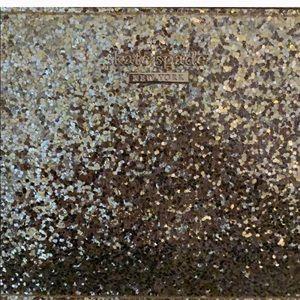 Kate Spade Glitter Wristlet